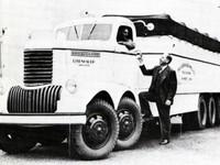 Auto un moto »Retro kravas automašīnas