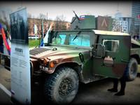 Militārā tehnika Rīgā